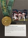 1996 Atlanta XXVI Summer Olympic Games - Baseball Gold Medal (Cuban Baseball Team)